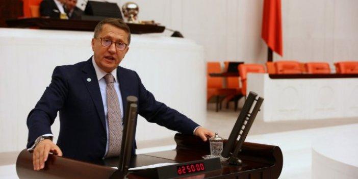 Yeniçağ gündeme getirmişti, İYİ Partili Lütfü Türkkan Meclis'e taşıdı: 'Sırbistan'da Müslümanlar koronadan inleyerek ölüyor'