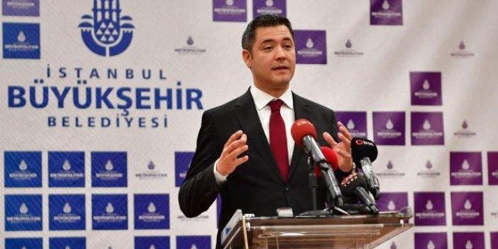 İBB Sözcüsü Murat Ongun: 90 personelimiz korona virüse yakalandı