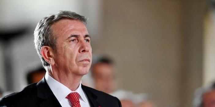 AKP'li başkandan Mansur Yavaş itirafı!