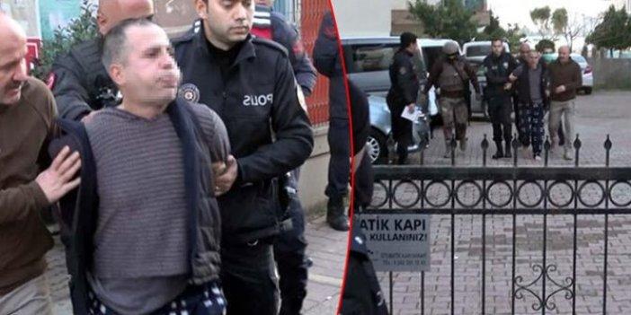 Antalya'da 'koronayım' diyerek polise tükürmüştü, tutuklandı
