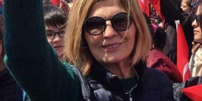 CHP İstanbul Kadıköy Kadın Kolları Başkan Yardımcısı Ayşe Kaya korona virüs nedeniyle hayatını kaybetti