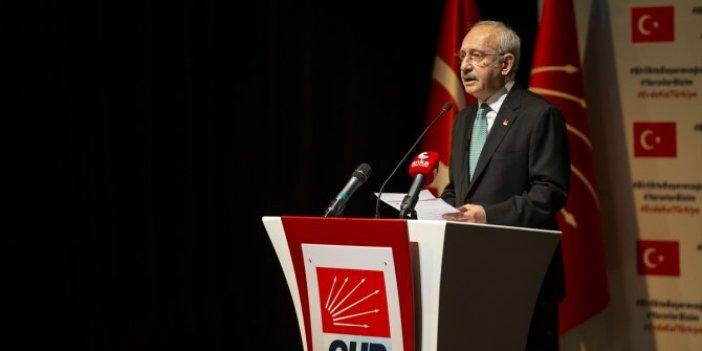 CHP lideri Kılıçdaroğlu'ndan Erdoğan'a Tekalifi Milliye Emirleri eleştirisi