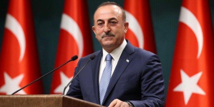 """Dışişleri Bakanı Çavuşoğlu, """"Türkiye, İspanya'nın malzemelerine el koydu"""" iddiasını yalanladı"""
