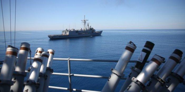 Ege'de Yunan gemisi, Türk bayraklı gemiye ateş açtı