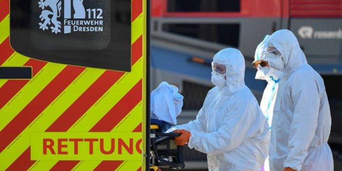 Almanya'da korona virüsten ölümler artıyor