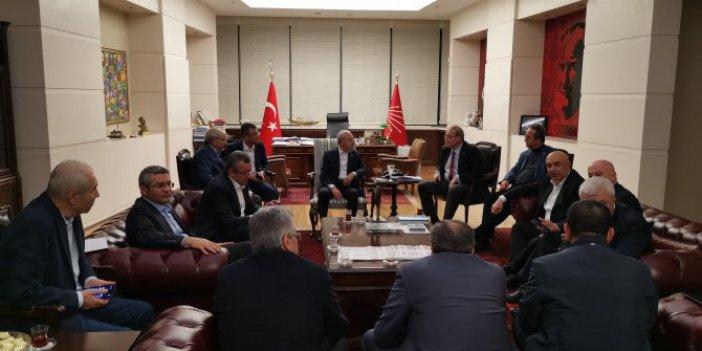 CHP MYK'dan af yasasına 'Murat Ağırel' eleştirisi