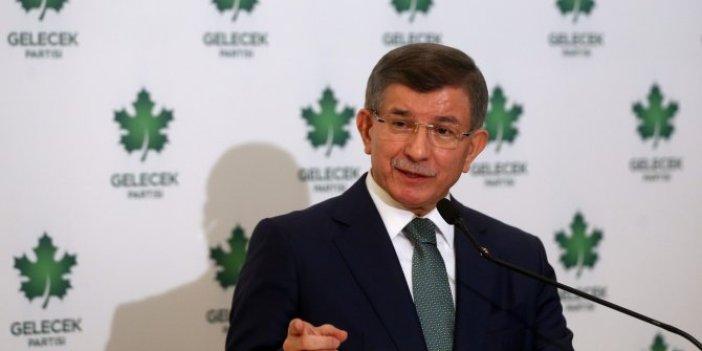 Gelecek Partisi Genel Başkanı Davutoğlu'ndan Erdoğan'a Tekalif-i Milliye eleştirisi