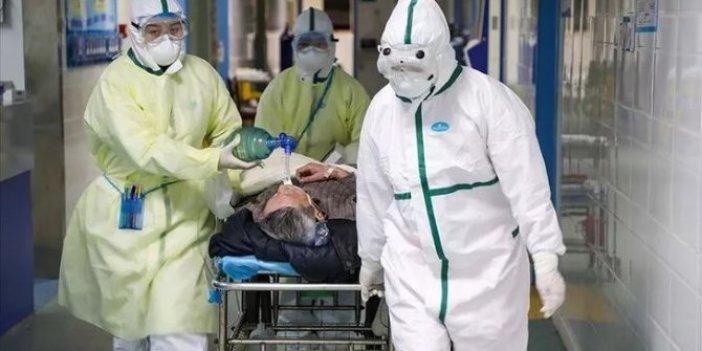 Korona virüs nedeniyle ölü ve vaka sayılarında korkunç artış