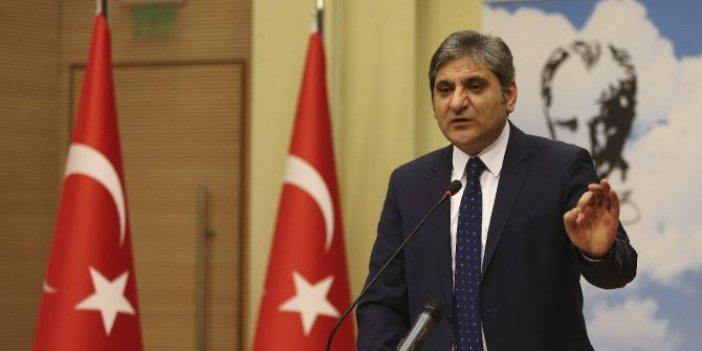 CHP'li Aykut Erdoğdu: 'Tebdirler zamanında alındı mı' bunu tartışalım