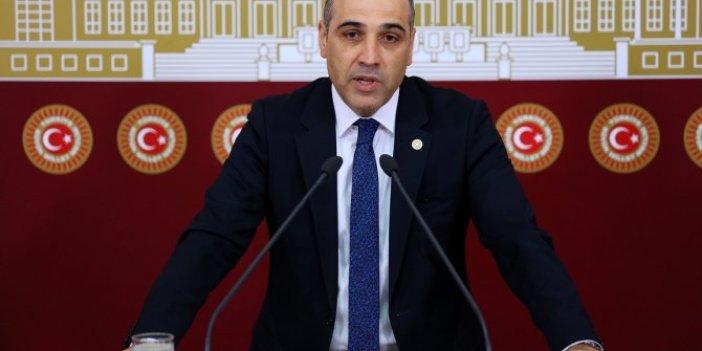 CHP'li Fikret Şahin: Yolsuzlukları salgınla örtmeye çalışıyorlar!