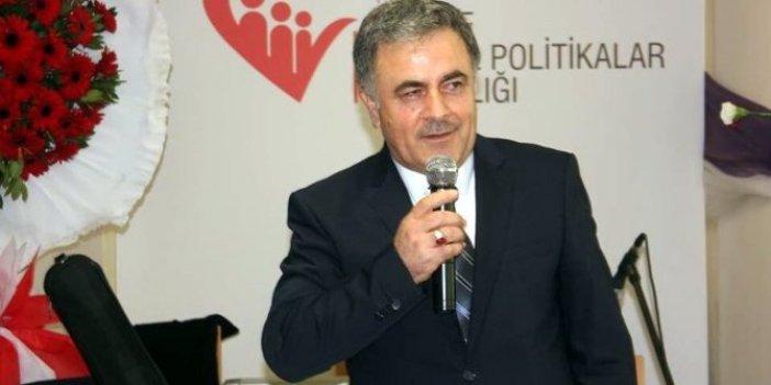 Nail Noğay'dan 'açız' diyen vatandaşa 'Geber' yanıtı