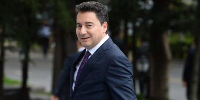 Ali Babacan milletvekili transferine başlıyor: AKP ve MHP'lilerle temasa geçildi!