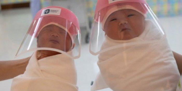 Bangkok'ta doğan bebekler gülümsetti