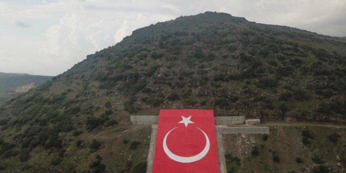 F-16 ile imha edilmişti: Mehmetçik elleri ile işledi