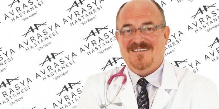 Onkoloji Uzmanı Mustafa Vecdi Ertekin: Kanser hastalarının  tedavisi durmaz