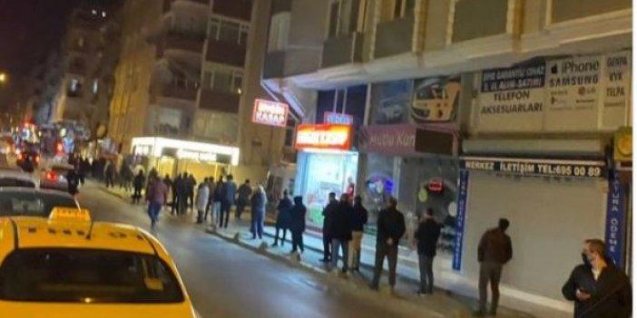 Türkiye, market alışverişine çıktı