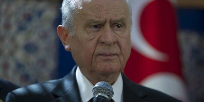 MHP'li Hidayet Vahapoğlu'ndan Devlet Bahçeli'yi kızdıracak sözler