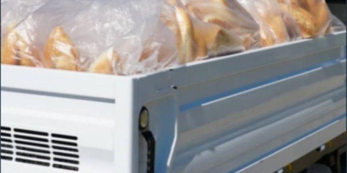"""Belediyelere """"ekmek dağıtma"""" yasağı"""