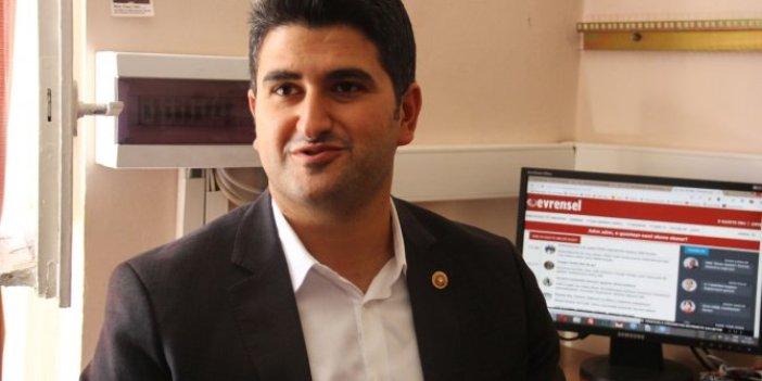 CHP'li Onursal Adıgüzel: AKP, sosyal medyaya sansür uygulamaya hazırlanıyor