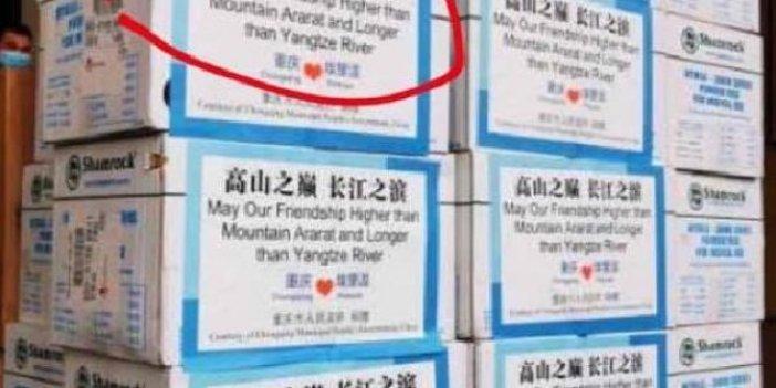 Çin'den Ermenistan'a skandal Ağrı Dağı mesajı