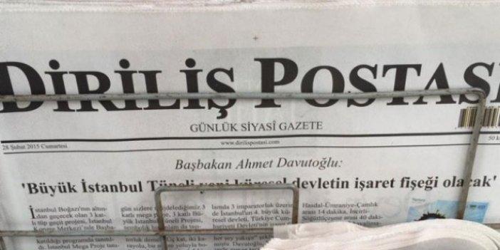 Diriliş Postası'ndan skandal manşet! Vatandaşı hedef aldılar