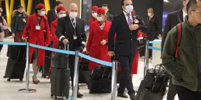 Korona virüs salgını devam ederken THY bilet satışına başladı