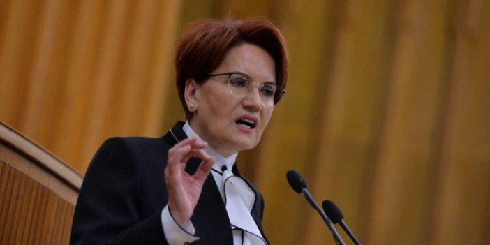 Meral Akşener'den Süleyman Soylu'nun istifa kararına ilk yorum