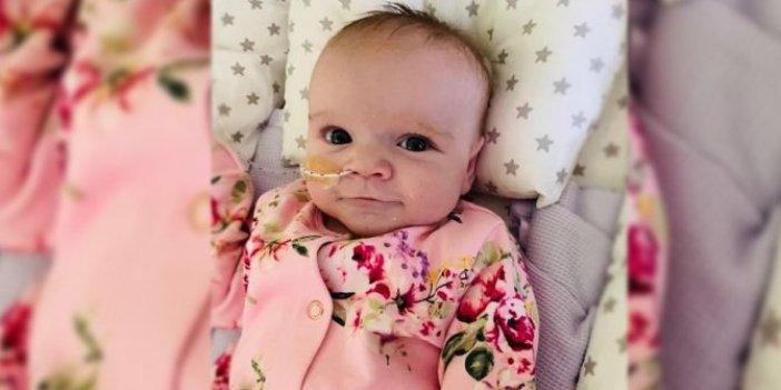 6 aylık bebekte virüs çıktı