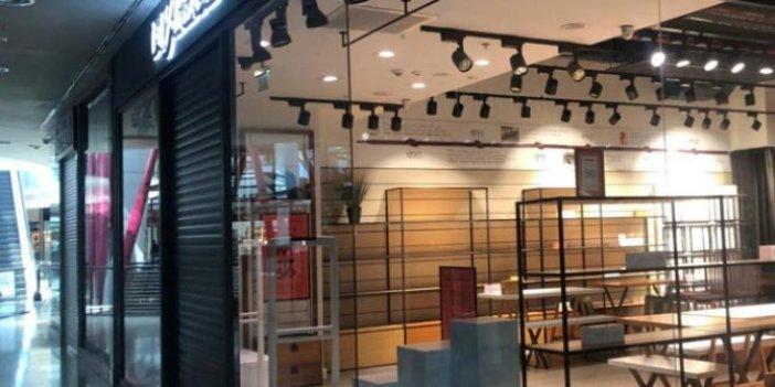 Ünlü markalar Marmara Park AVM'yi boşaltıyor
