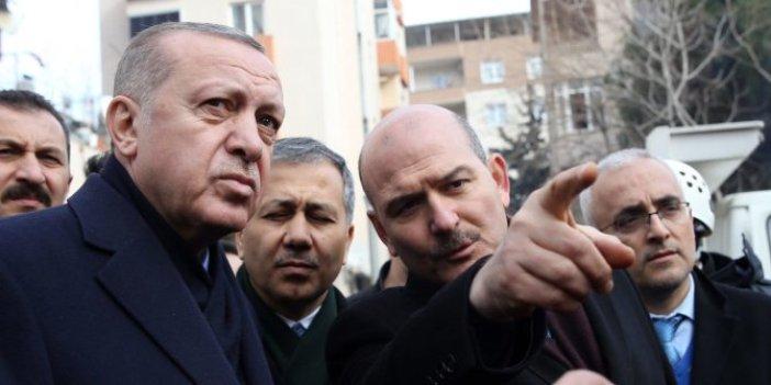 İşte Süleyman Soylu ile Tayyip Erdoğan arasındaki konuşma