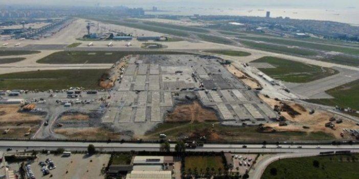 Atatürk Havalimanı'nda korona süslü cinayet: 2 milyar dolar çöp oldu!