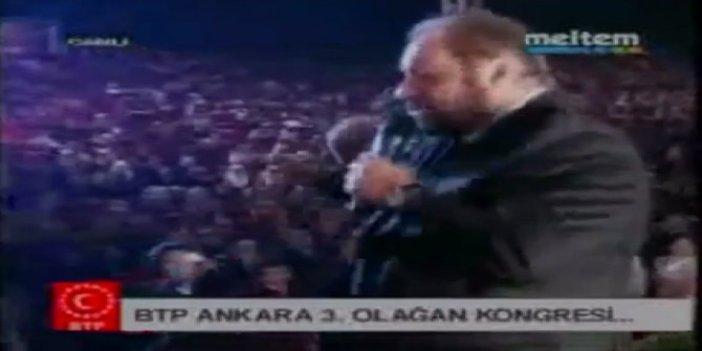 Haydar Baş'ın FETÖ ve AKP'yle ilgili konuşması paylaşım rekorları kırıyor