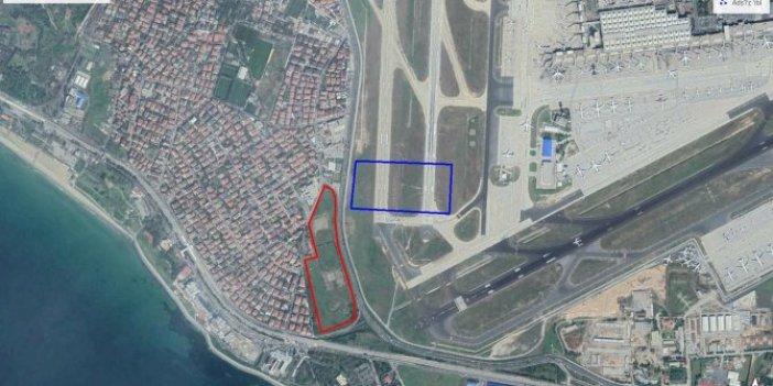 Atatürk Havalimanı'na yapılacak hastanenin yeri değiştirilmiş
