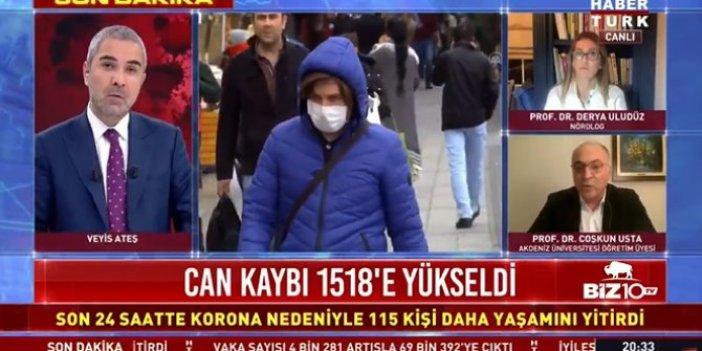 """Prof. Dr. Coşkun Usta uyardı: """"Virüsle mücadelede o meyveyi asla yemeyin"""""""