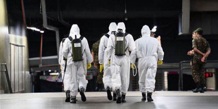 Brezilya Sağlık Bakanı korona virüs nedeniyle istifa etti