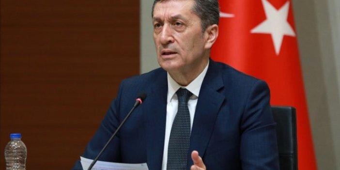 Milli Eğitim Bakanı Ziya Selçuk açıkladı: Okulların açılacağı tarih belli oldu