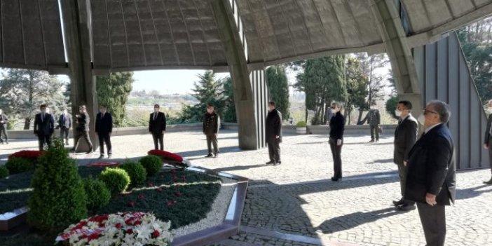 Turgut Özal ölümünün 27. yılında kabri başında anıldı