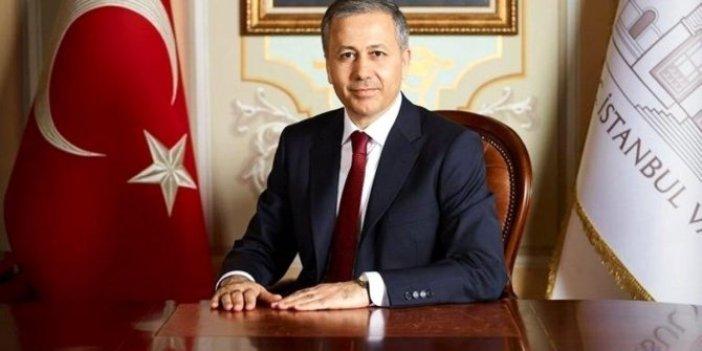 İstanbul Valisi'nden yasak öncesi açıklama