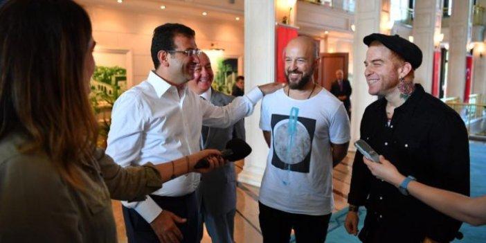 Şarkıcı Gökhan Özoğuz'dan İBB açıklaması