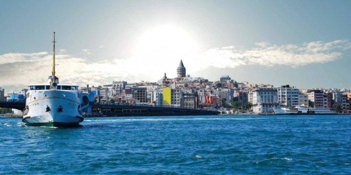 İstanbul'da deniz yoluyla giriş ve çıkışlara kısıtlama getirildi