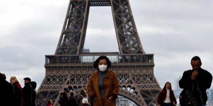 Fransa'da Kovid-19 nedeniyle ölenlerin sayısı 18 bin 681'e yükseldi