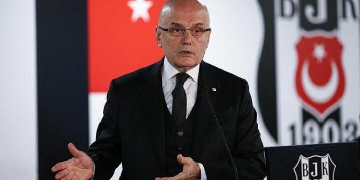 Beşiktaş Divan Kurulu Başkanı Yamantürk: Beşiktaş'a hainlik yapıldı