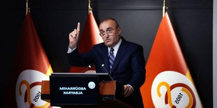Abdürrahim Albayrak: Bütün kulüpler bitik durumda