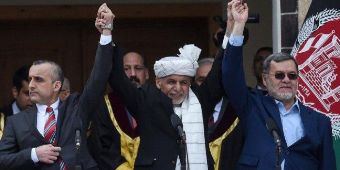 Afganistan'da koronavirüs Cumhurbaşkanlığı Sarayı'na sıçradı