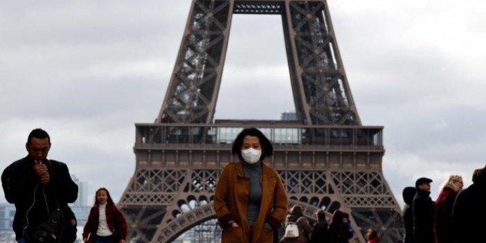 Fransa'da sokakların temizlendiği suda korona tespit edildi