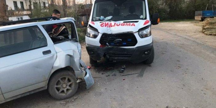 Sakarya'da sağlık çalışanına darp iddiasında 1 gözaltı