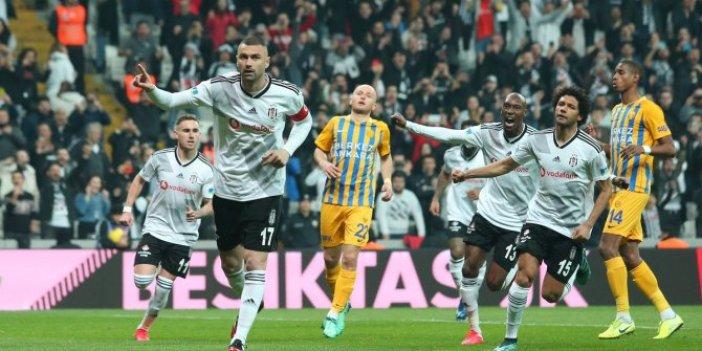Beşiktaş'ta maaş görüşmesi gerçekleştirilecek