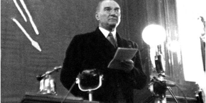 Atatürk 100 yıl önce salgını nasıl önlediğini açıklamıştı