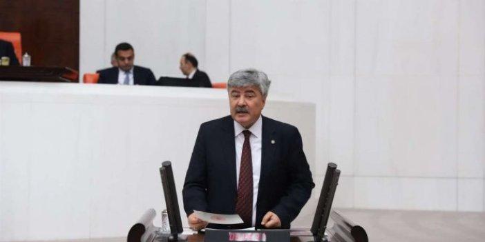 İYİ Partili Ergun, herkesin görmezden geldiği şeyi açıkladı: Bahçelerini ve arazilerini satmak zorunda kalacaklar