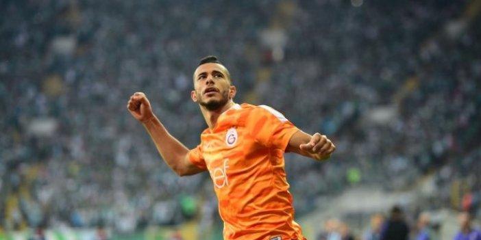 Galatasaray'da Belhanda'dan indirim şartı